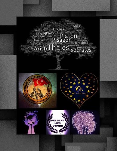 Artwork from the book - FELSEFE HER YERDE2 eTWİNNİNG by sevimhazar - Illustrated by FELSEFE HERYERDE2 EKİBİ - Ourboox.com