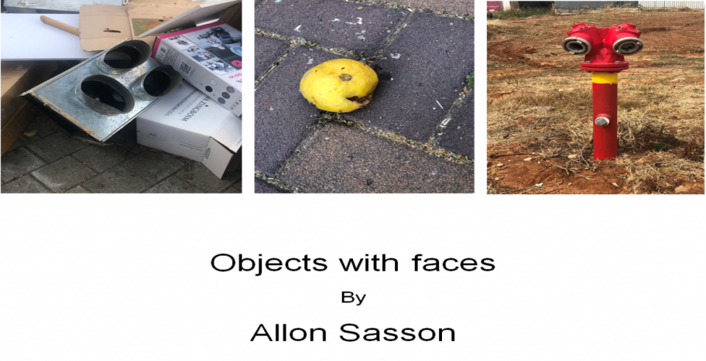 Objects with faces by Allon Sasson - Illustrated by Allon Sasson - Ourboox.com